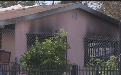 Casa incendiada en el área de Westmont dejó sin vida a un hombre de 83 años