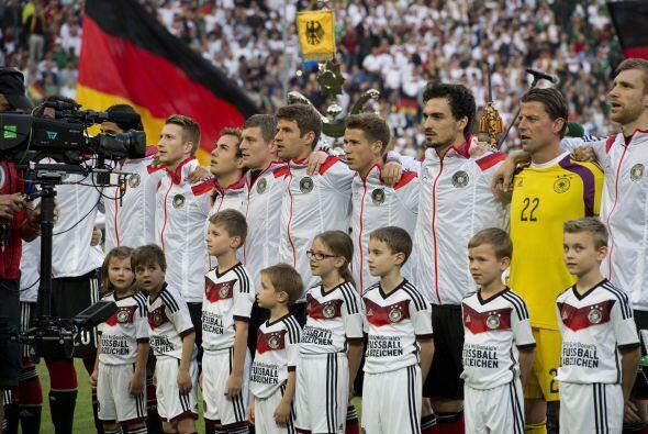 Alemania siempre debe ser considerada para acceder al título Mund...