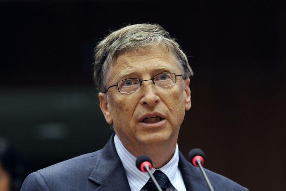 BILL GATES- El ex presidente de Microsoft ya no puede ser llamado el hom...