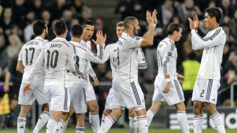 Cristiano Ronaldo anotó el único gol del partido ante el Basel.
