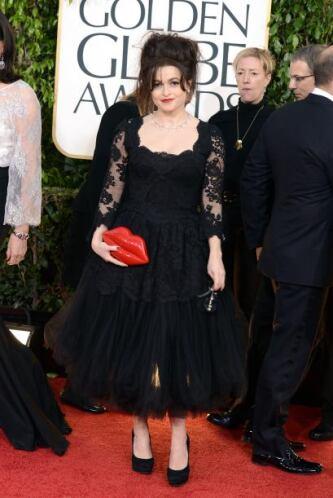 ¡Qué miedo! Helena Bonham Carter podrá ser una de las actrices más talen...