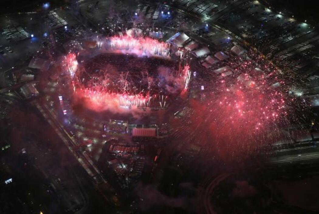 Ya de por sí inmenso, el circo que rodea al Super Bowl fue aún mayor est...