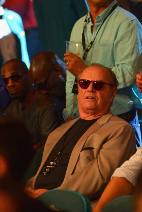 Jack Nicholson Más videos de Chismes aquí.