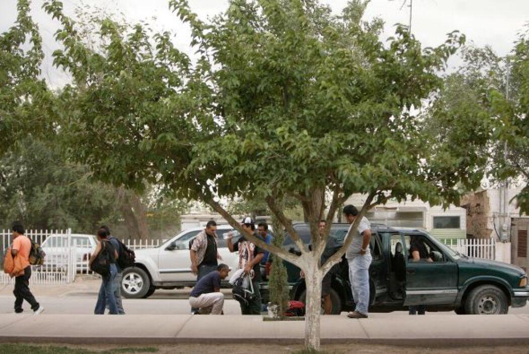 Ante la situación que viven los migrantes en México, el gobierno del pre...
