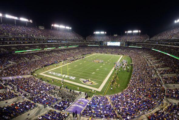 Domingo, Sept. 27 -- Bengals vs. Ravens, M&T Bank Stadium, Baltimore, Md...