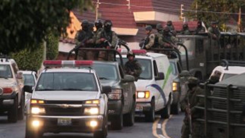 Sinaloa, bastión del narcotráfico, es una de las regiones más azotadas p...