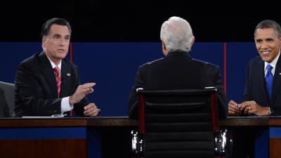 Opinión: Lo bueno y lo malo de los debates presidenciales GettyImages-Ob...