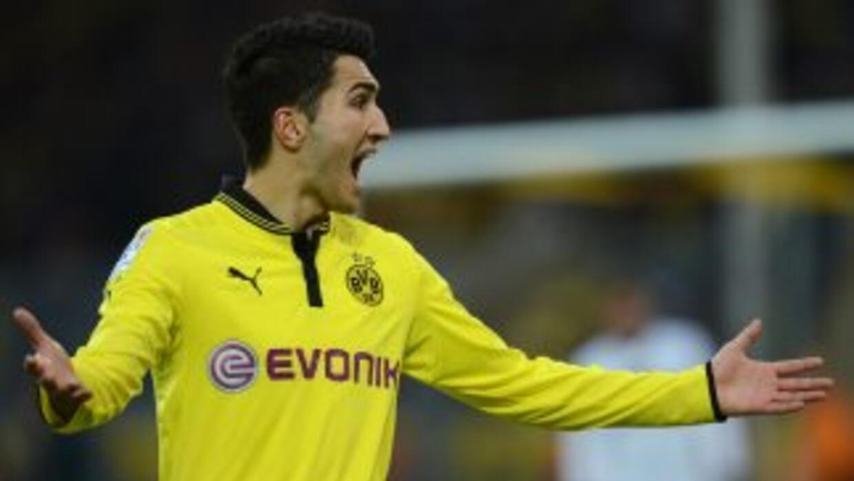 El volante turco ha retomado su nivel desde su vuelta al Dortmund, equip...