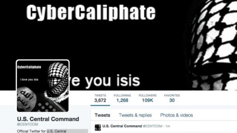 Hackers supuestamente vinculados a ISIS vulneraron la cuenta del Mando C...
