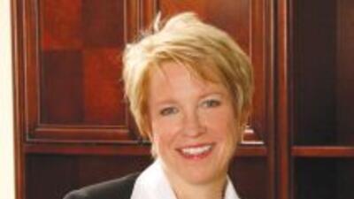 María Rodríguez candidata a vicegobernadora de Illinois en las primarias...