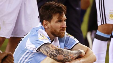 Raúl de Molina confesó que se sintió mal por Messi