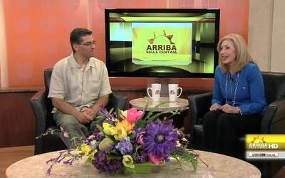Congresista Javier Becerra visita Arriba Valle Central