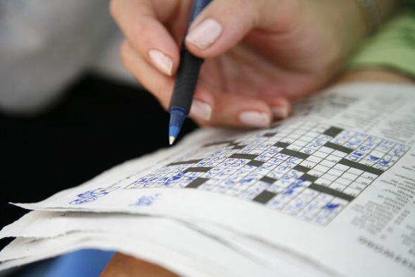 9. Realiza un crucigrama o 'sudoku'. Durante la espera en el dentista pu...