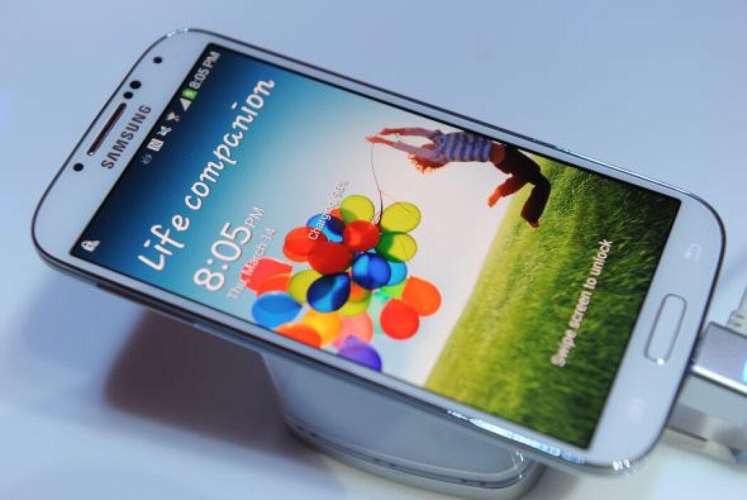 Samsung Galaxy S4: este modelo de Samsung ha sido uno de los más vendido...