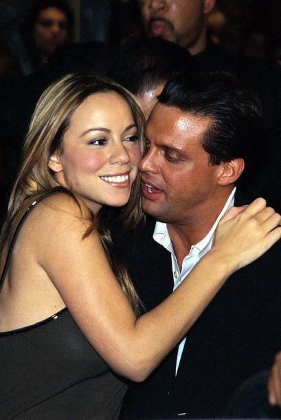 Una de las afortunadas fue Mariah Carey, quien vivió un romance con Luis...