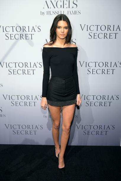 Ya no necesita la referencia Kardashian. Kendall Jenner comienza a ser e...