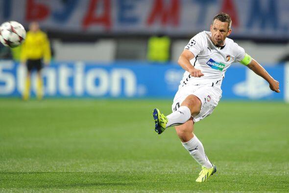 En cuestión de la Liga Europa el honor lo tiene el checo Pavel Horvath c...