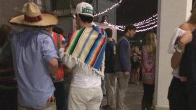 Fiesta de una fraternidad en la Universidad de Texas es acusada de racista