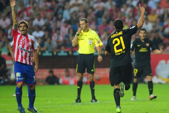 Fecha 7: Barcelona tenía la oportunidad de tomar el liderato por primera...