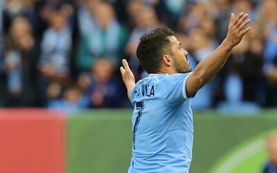 Los mejores goles de David Villa en esta temporada de la MLS