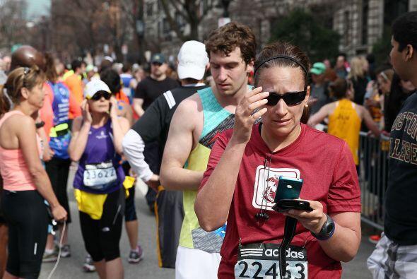 15 de abril de 2013- Dos bombas explotaron durante el maratón de Boston,...