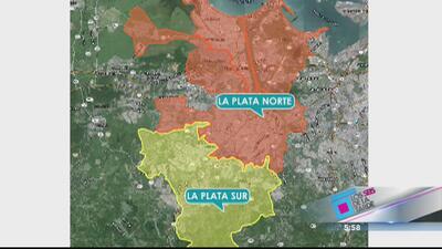 En vigor el miércoles plan de racionamiento a La Plata