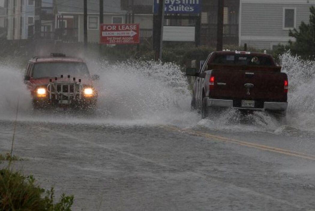 Hasta el momento este año se han formado siete tormentas tropicales y tr...