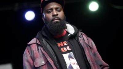 Michael Brown Sr., el padre del joven asesinado en Ferguson.