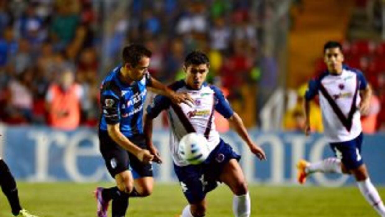 Querétaro vs. Tiburones Apertura 2014