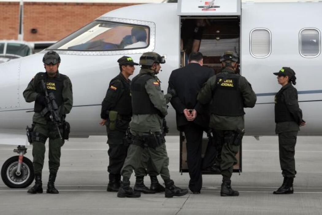 El extraditado es sospechoso del homicidio, en enero de 2008, del import...