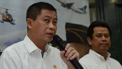 Lugareños habrían encontrado restos de avión en Indonesia
