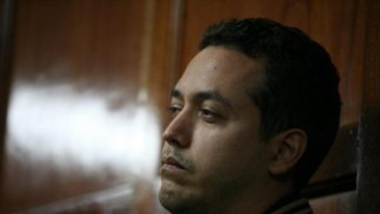 Dwight Sagaray,ex primer secretario de la Embajada de Venezuela en Kenia.