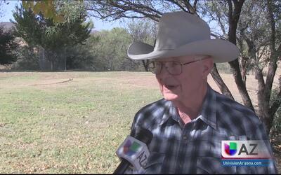 Rancheros cansados de que sus propiedades sean invadidas por traficantes