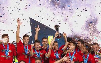 Univision Deportes te hará vibrar con la Copa América Centenario