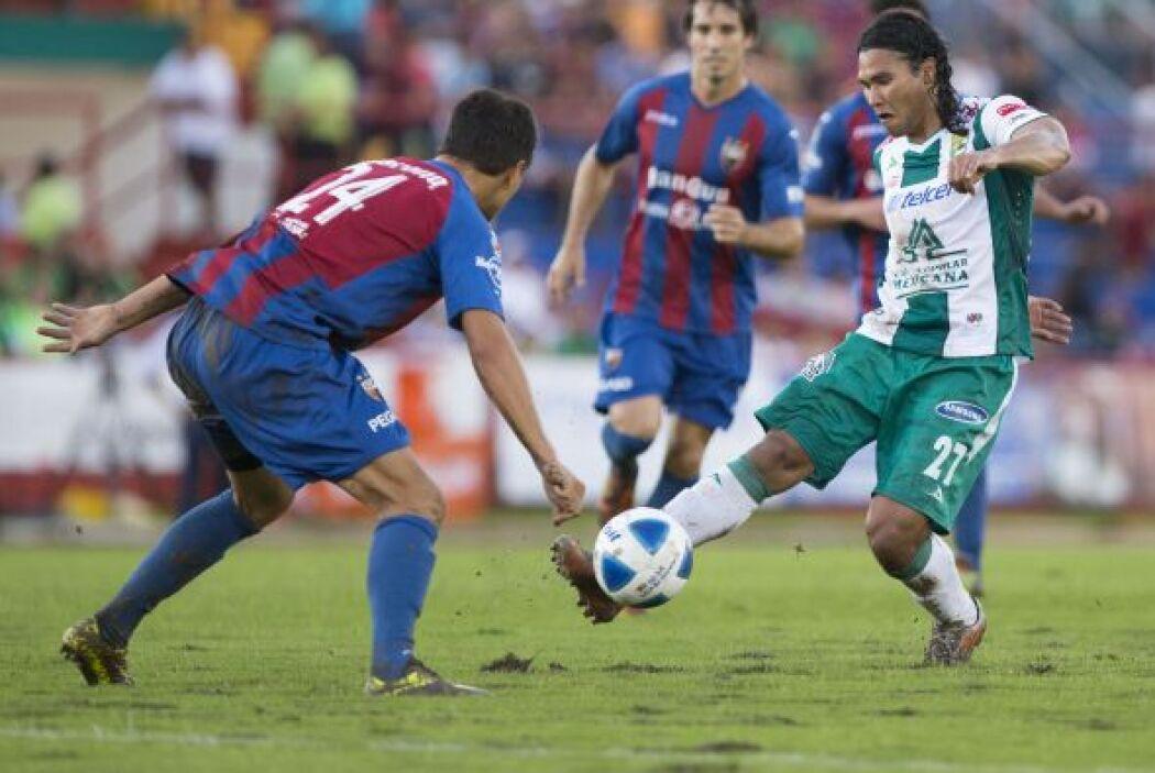 Jugó los 90 minutos, anotó su gol al minute 33, no recibió ninguna tarje...