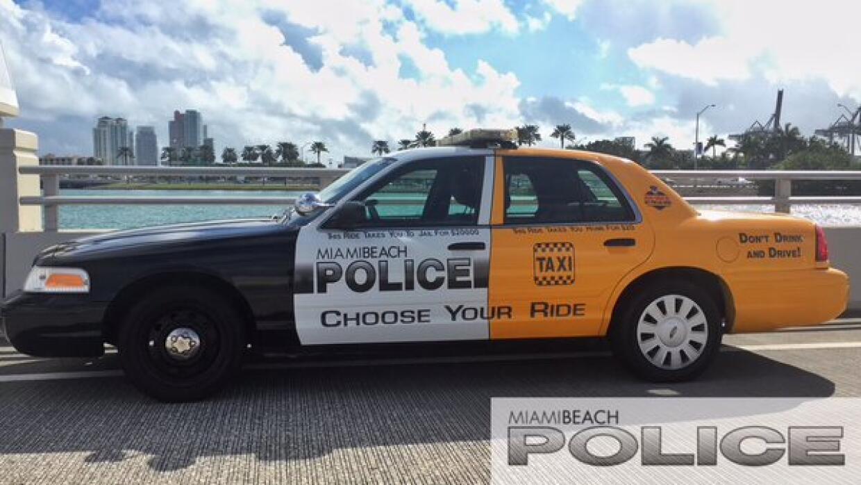 Policía cambia apariencia de patrullas este fin de año