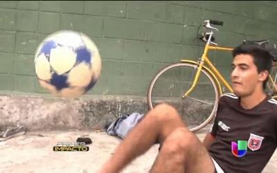 'Free style futbol', el nuevo deporte urbano