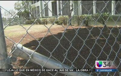 Detectan plomo en terrenos de tres escuelas