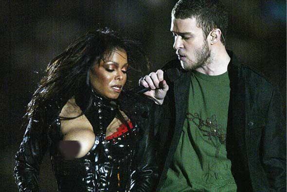 Janet Jackson y Justin Timberlake siguen insistiendo que e brassier defe...