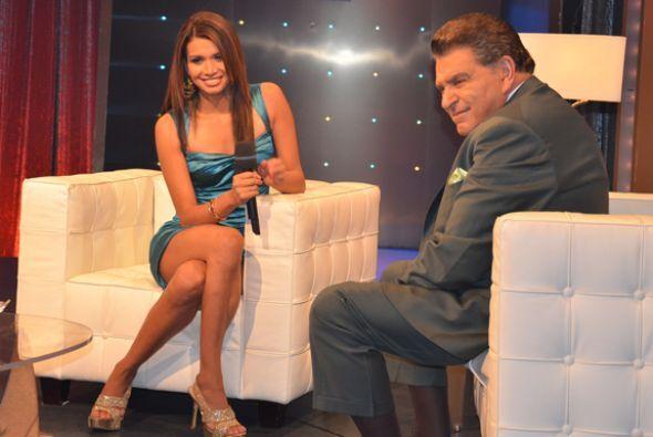 Marisela Demontecristo también regresó al programa luego de visitar su h...