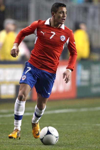 7.- Chile a mantenerse.- A diferencia de la selección mexicana, Chile pa...