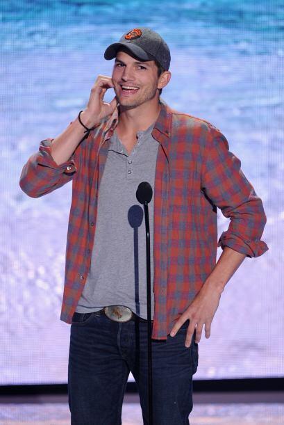 Ashton Kutcher. Mira aquí lo último en chismes.