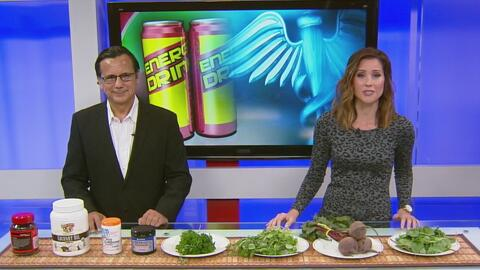 Aprenda a hacer bebidas energizantes con productos que tiene en el hogar