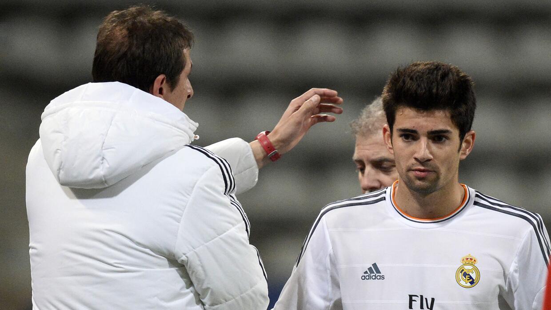 Zidane incluye a su hijo en primer equipo