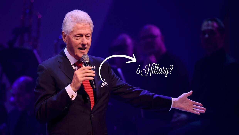 Así lució Bill Clinton en su más reciente alocusi&o...