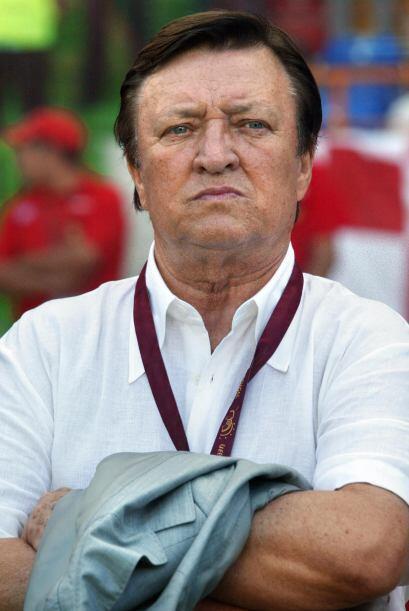 El técnico croata-austríaco, Otto Baric, no tuvo problemas en dar a cono...