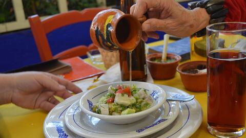 El restaurante mexicano El Bajío abrió hace más de...