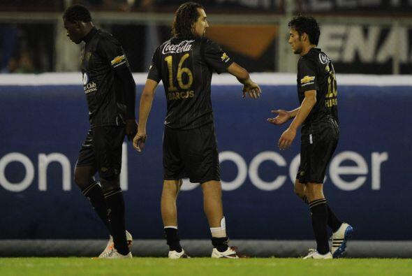 Otro que viene en bajada es Liga de Quito. Perdió ante Emelec en...
