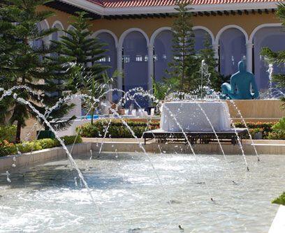Decoración de lujoToda la decoración del lugar fue muy cui...