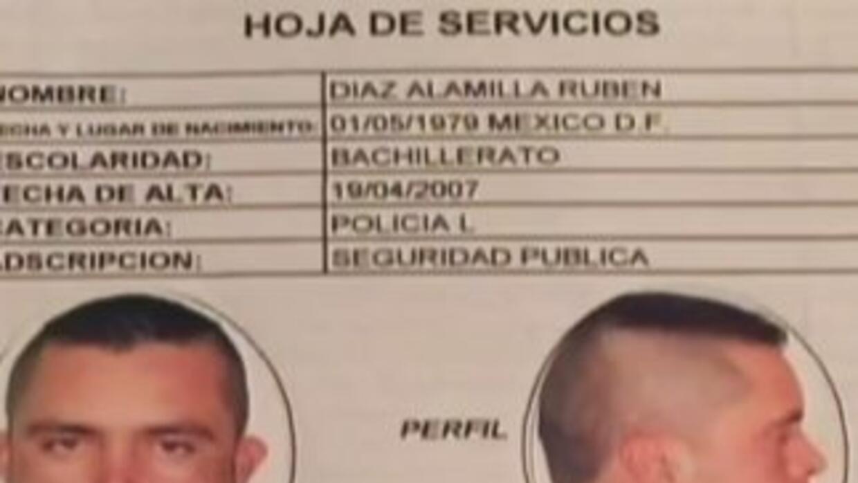 La policía busca a Rubén Díaz Alamilla, el presunto agresor de Owen. Fot...